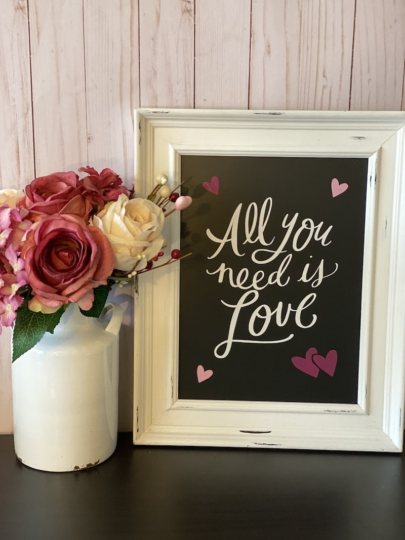 All You need is Love_Home Decor